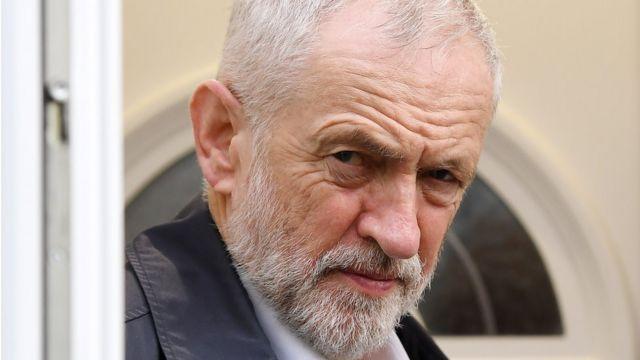 جرمی کوربین، رهبر حزب کارگر