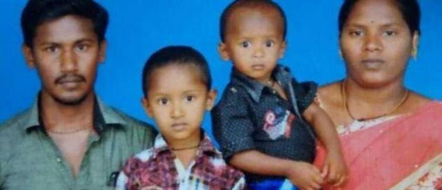india, anak, sumur