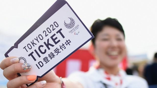 IC chips in identity cards will be used to verify over 300,000 athletes, Games staff, volunteers and the media entering over 40 locations at the Tokyo 2020 Olympics