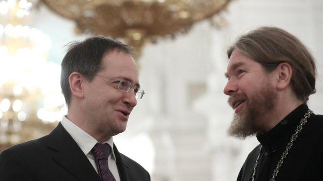 Мединский и Шевкунов