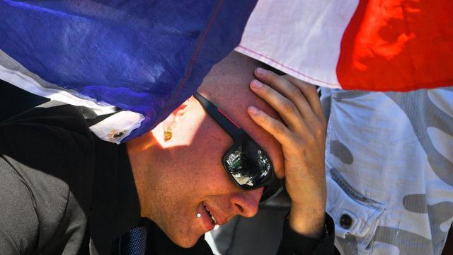 Homenaje en Niza