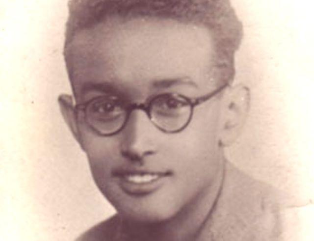 Giorgio Marincola in around 1940