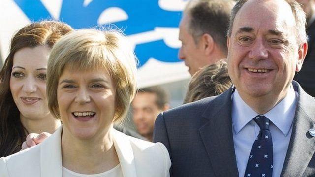 تیم سموند- استورجن موفقیت بزرگی را نصیب حزب ملی اسکاتلند کرد