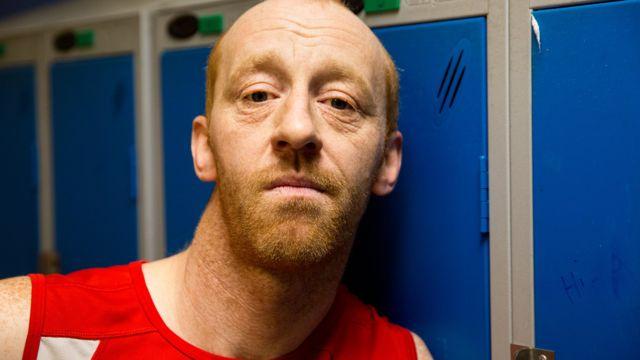 Колин потерял 30 килограммов за один год