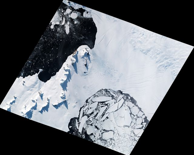 Climate change: Antarctic Peninsula 'can still avoid irreversible change'