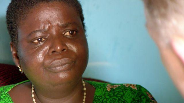 Joyce Osagiede na Nigéria em 2012