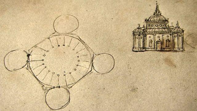 Projetos de Da Vinci