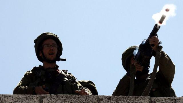 اسرائیلی فوج