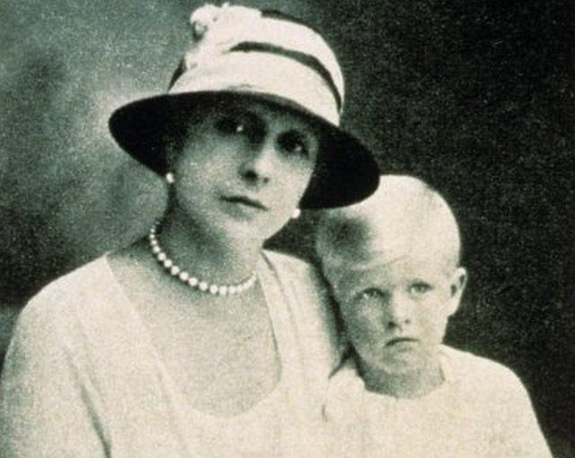 Princess Alice and Prince Philip