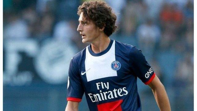 Inter Milan inatumai itafanikiwa kumsajili kiungo wa kati wa PSG Adrien Rabiot anayesakwa na Arsenal pamoja na Tottenham Hotspurs