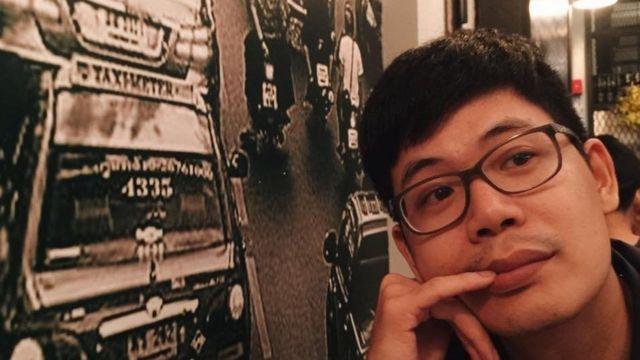 Anh Nguyễn Tuấn - một người phê bình phim của trang Lalarme Cinema