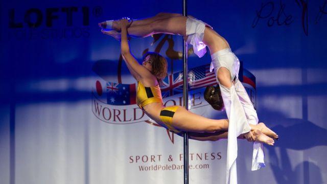 مسابقات جهانی رقص میله