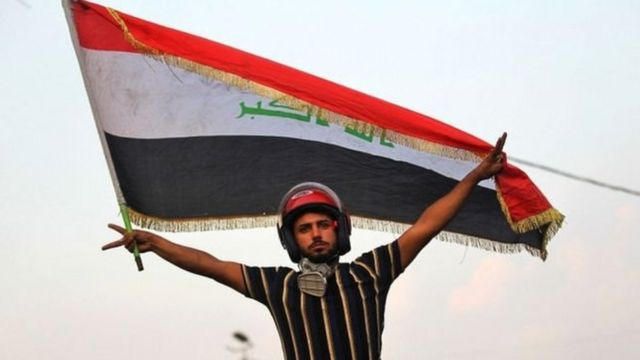 Waandamanji wamekuwa kila mahali katika eneo la mashariki ya kati ikiwemo Iraq