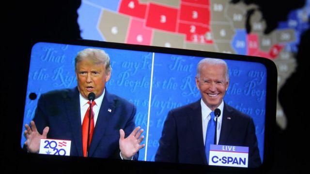 Cộng đồng người Việt đã có nhiều ý kiến, quan điểm khác nhau về các ứng viên Trump và Biden cũng như về kết quả cuộc bầu cử Mỹ năm 2020