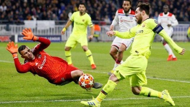 Kabla ya mechi hiyo Lionel Messi alikuwa amefunga magoli 30