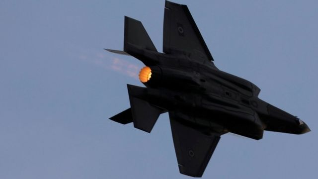 Israeli F-35