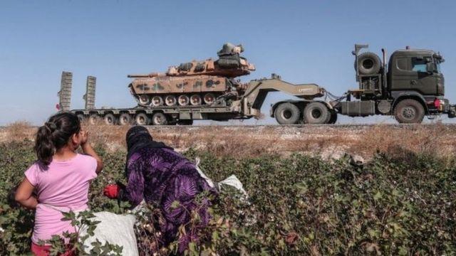 تركيا تنشط على عدة جبهات