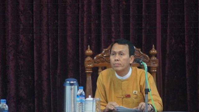 Yangon chief minister