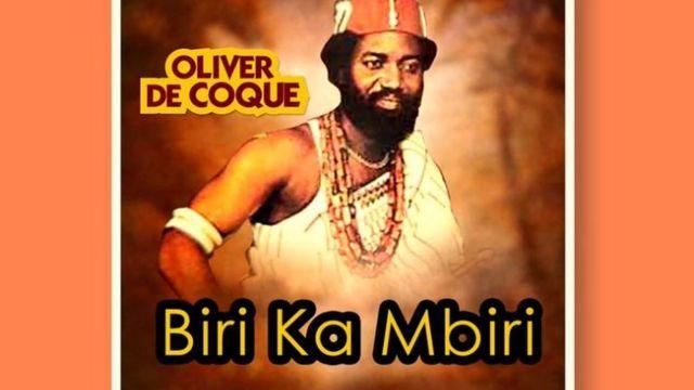 Azú efere egwu Oliver De Coque