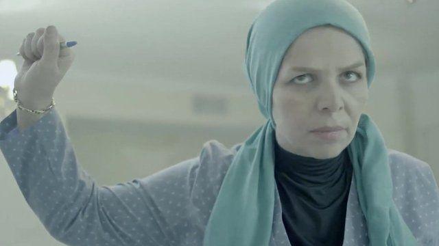 Still from Iranian online video