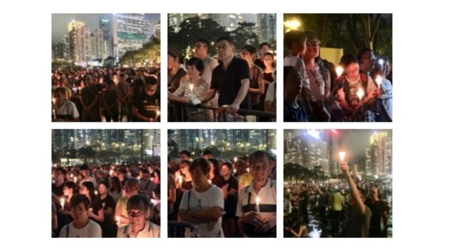 Stephen McDonell's photos from Hong Kong