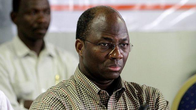 Djibril Bassolé