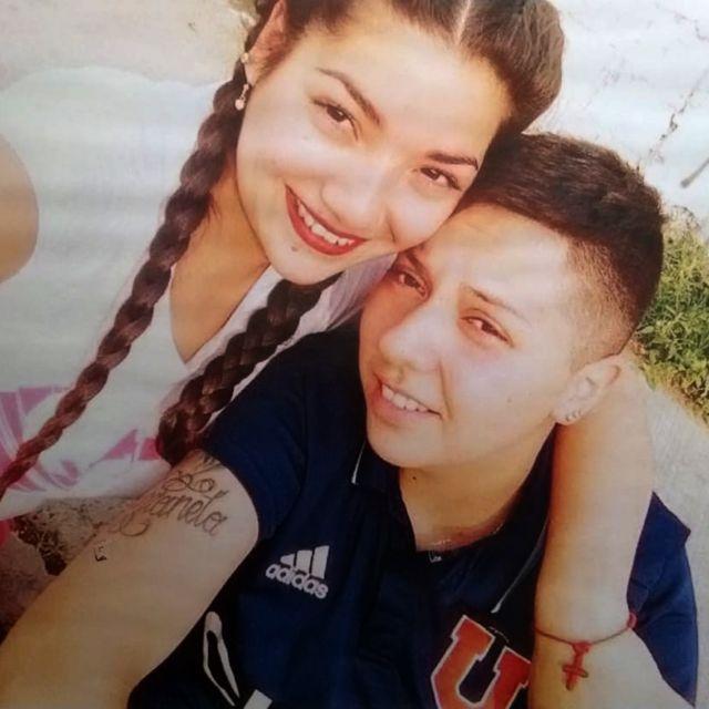 Estefanía Opazo y Carolina Torres