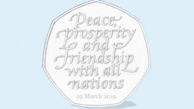سکه ۵۰ پنسی ا