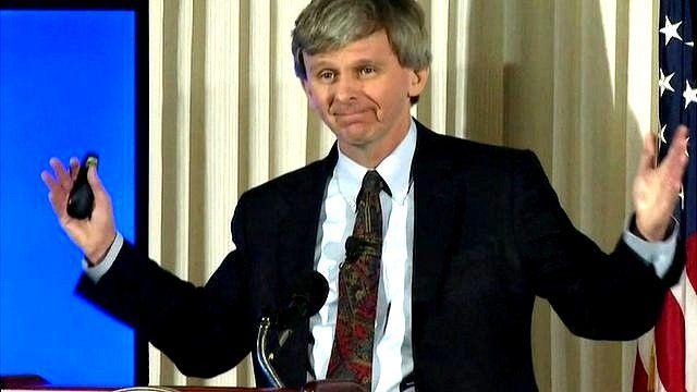 Prof David Reitze