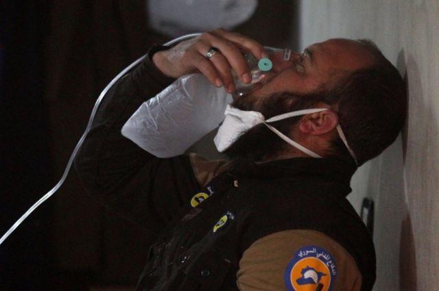 Idlib armas químicas