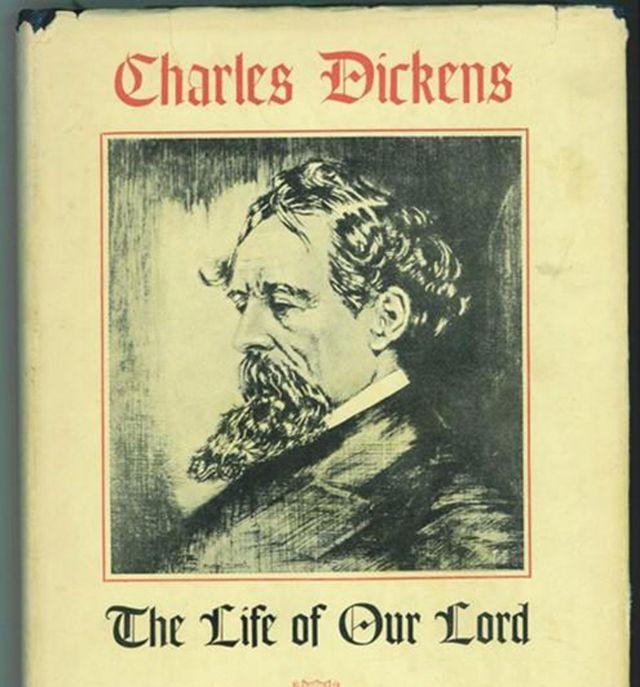 """Una edición de 1934 de """"La vida de nuestro Señor"""""""