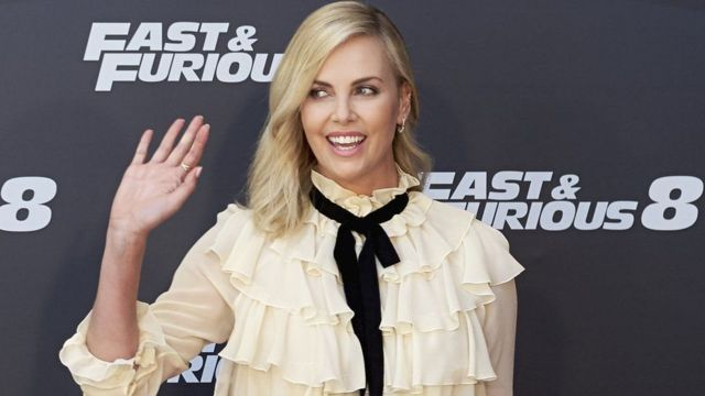 Charlize Theron, Fast & Furious, Fate of Furious