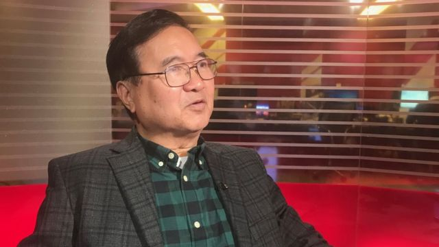 Tiến sỹ Phạm Đỗ Chí nhấn mạnh nhu cầu cải cách thể chế.
