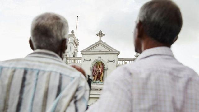 श्रीलंका बम धमाके