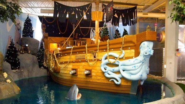匹兹堡的发明基地——大孩子和消失的海盗都会来这里工作