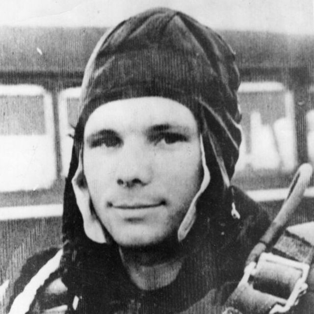 Yuri Gagarin, alunizaje, peligros, primer vuelo con tripulación, espacio
