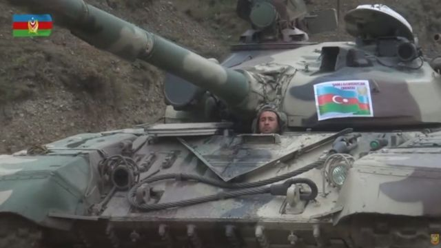 Azerbaycan savunması