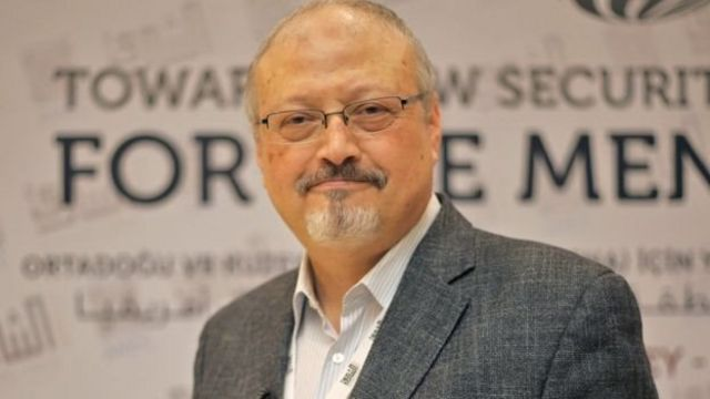 Jamal Khashoggi dibunuh di konsulat Arab Saudi di Istanbul 2 Oktober 2018.