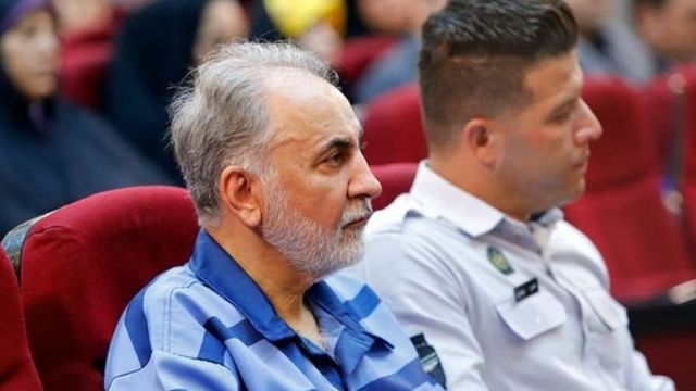 محمدعلی نجفی در دادگاه اولیه به قتل عمد و نگهداری غیرمجاز اسلحه محکوم شده است