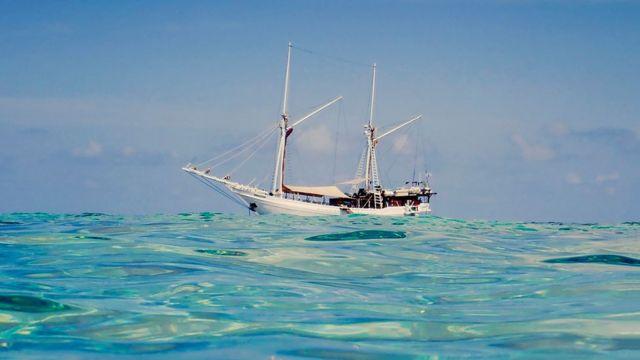 Les Bugis sont une société de marins dont l'influence s'est étendue à l'Indonésie et à l'archipel malais.
