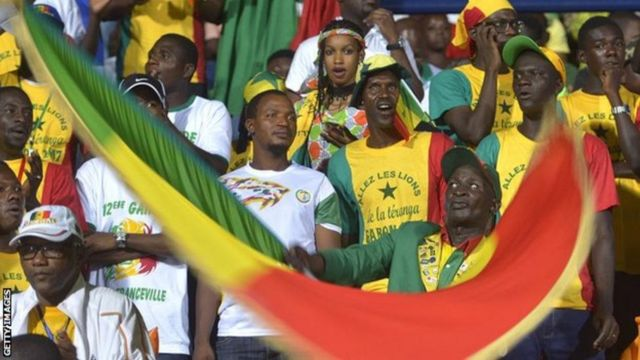 Abakunzi b'umugwi wa Senegal
