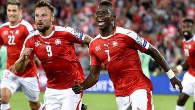 Breel Embolo aheruka kugurwa n'umugwi wa Schalkemu Budagi