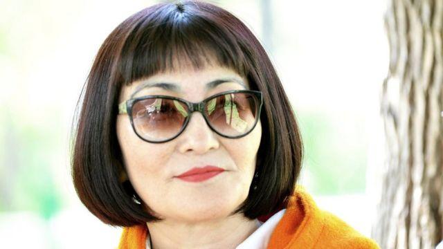 Казахстанская активистка и правозащитница Бахытжан Торегожина