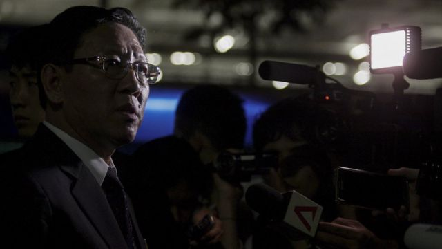 سفير كوريا الشمالية في ماليزيا.