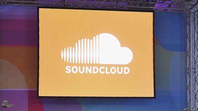 The SoundCloud logo