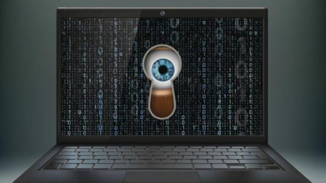 Buscas privadas na web