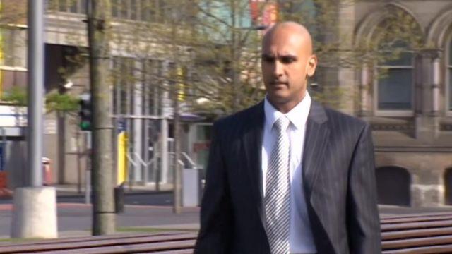 Firearms officer Nadeem Saddique wins discrimination case