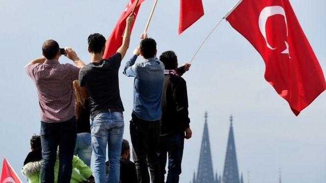 Almanya'da Türkler
