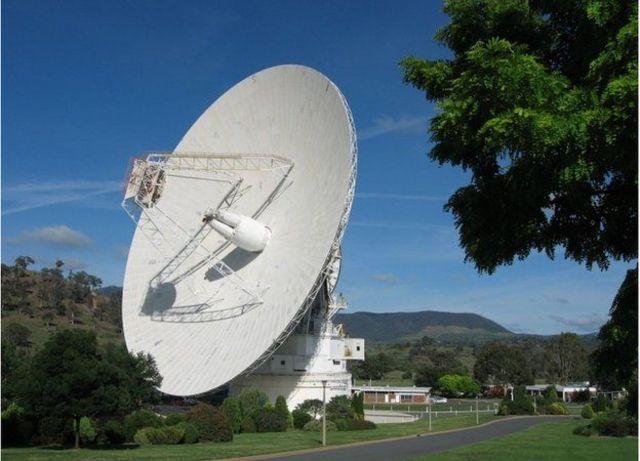 ศูนย์สื่อสารอวกาศห้วงลึกที่กรุงแคนเบอร์รา