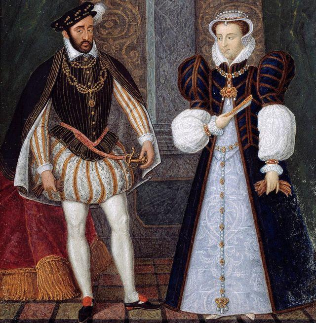 Enrique and Catalina
